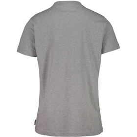 Maloja ChristianM. T-Shirt Homme, grey melange